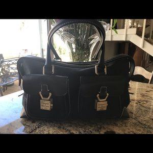 Authentic Dooney and Bourke satchel